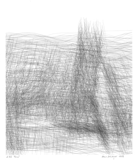 algorithms and the artist
